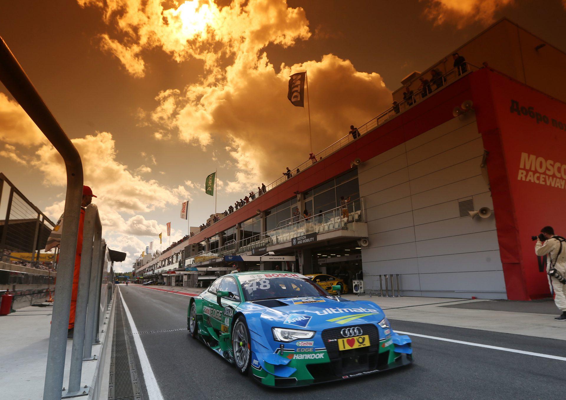 Castrol EDGE Audi RS 5 DTM #48 (Audi Sport Team Abt), Edoardo Mortara