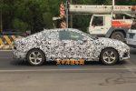 Обновленный Audi A5 Sportback замечен на дорогах КНР