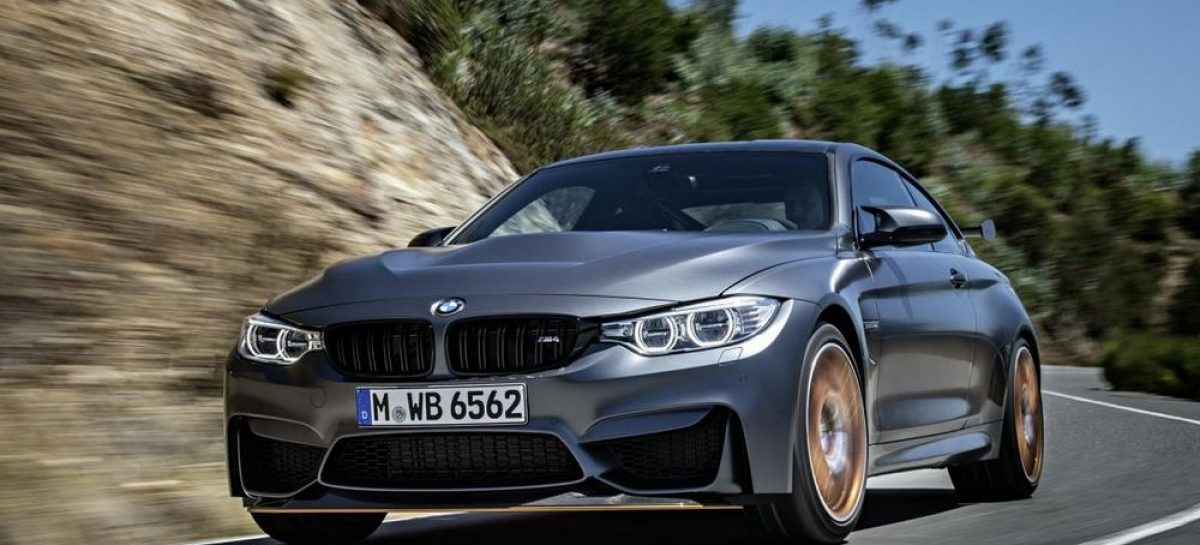BMW М4 GTS. Быстрый, однако