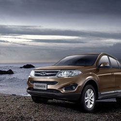 Продажи китайских автомобилей в России упали на 18%