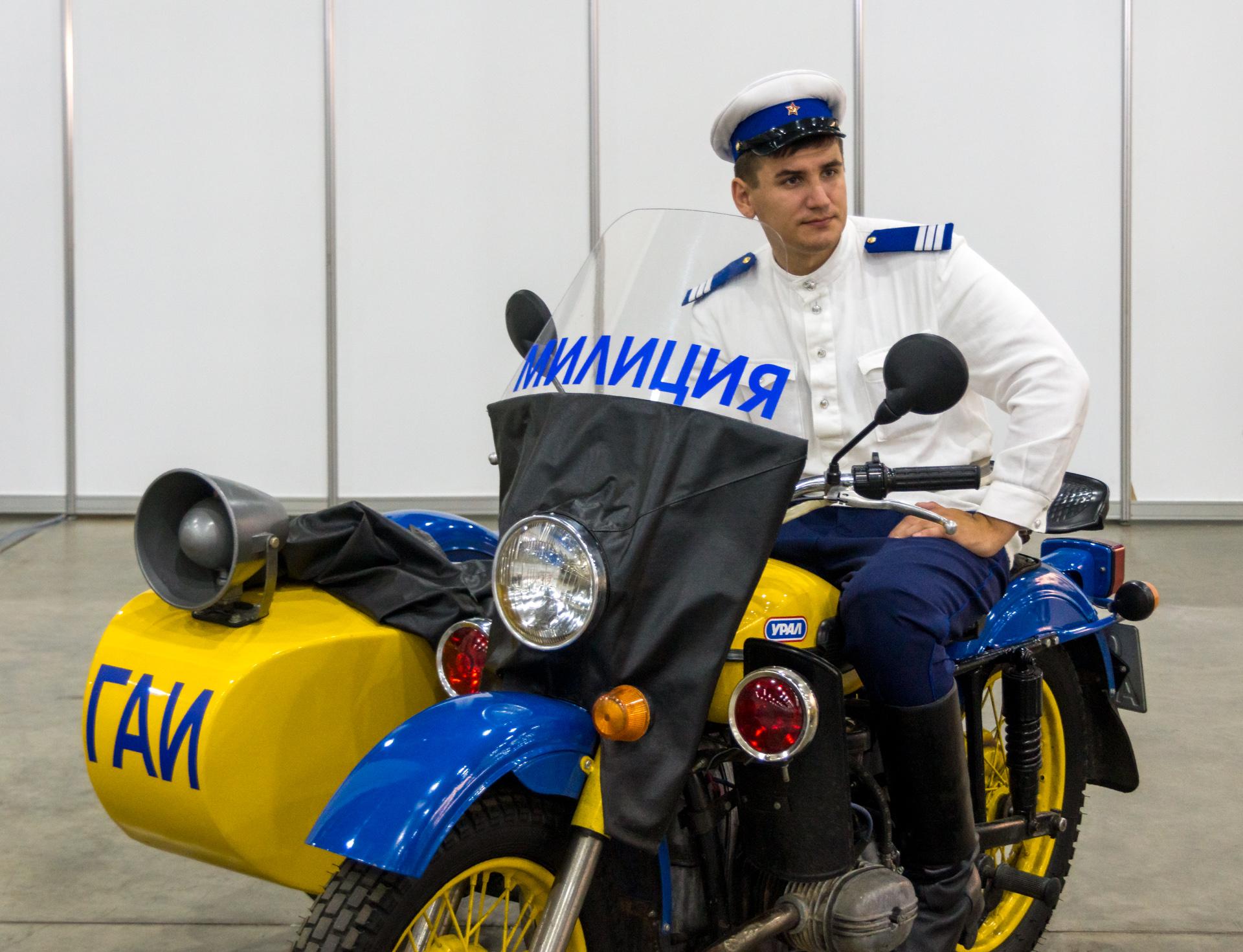 Московский автосалон 2016