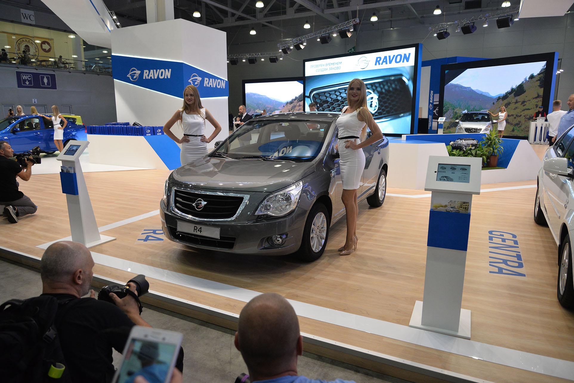 Chevrolet Cobalt вернулся под псевдонимом Ravon R4