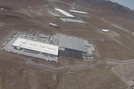 Элон Маск открыл первую очередь Gigafactory