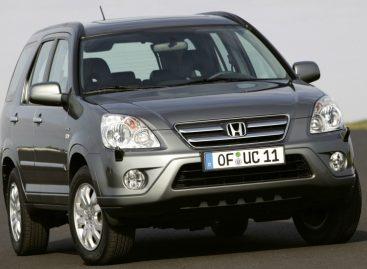 Honda объявила в России отзыв 55 тысяч машин