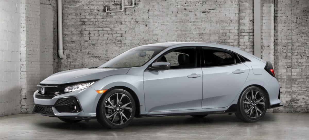 Honda показала внешность нового Civic