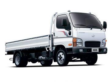 В Калининграде начато серийное производство грузовиков Hyundai HD35