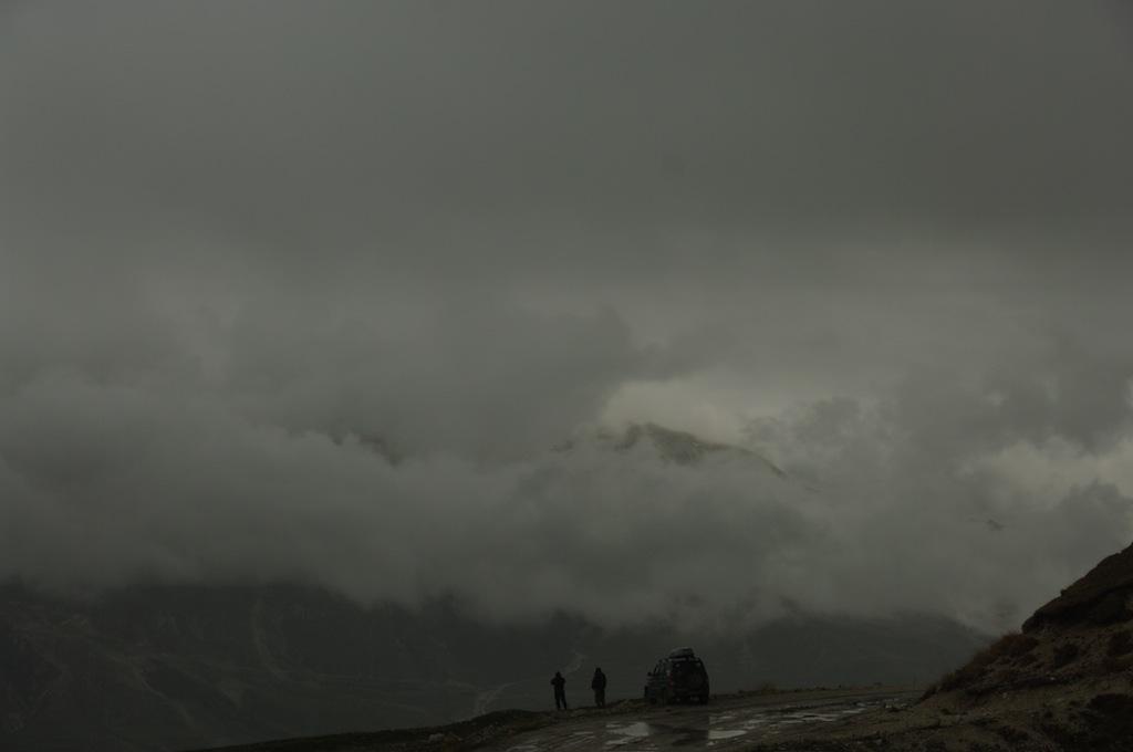 Лучше гор могут быть только горы с автомобилем