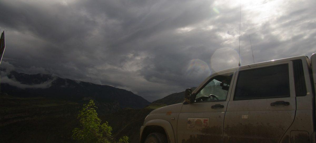 УАЗ – две трети пути до постамента