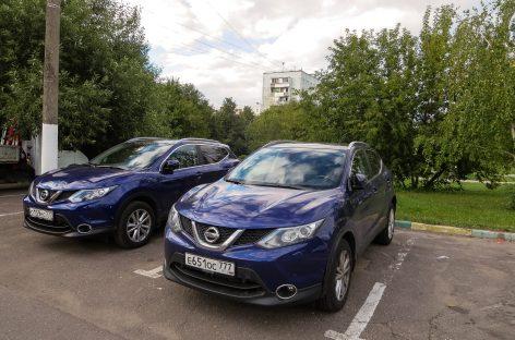 Nissan Qashqai 1.6 dCi – автомобиль для России?