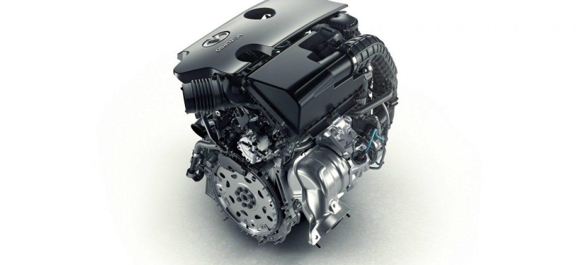 Infiniti представила революционный двигатель