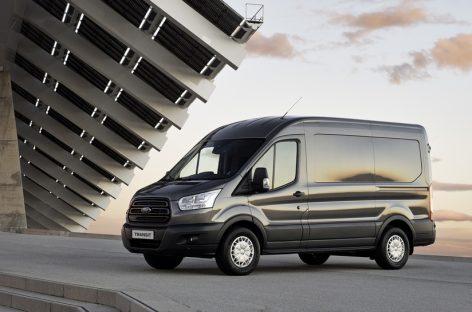 Ford Transit лидирует среди легких коммерческих автомобилей иностранных брендов в России