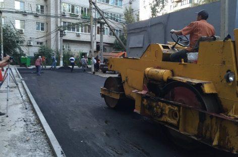 В Астрахани начинают штрафовать за ремонт дорог