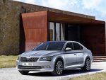 SKODA Superb третьего поколения стала лучшим семейным автомобилем 2016