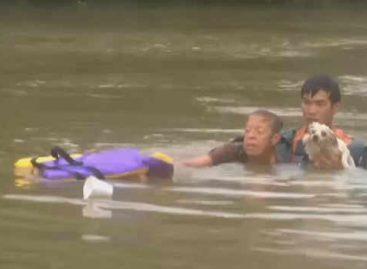 Спасение автолюбителей на водах