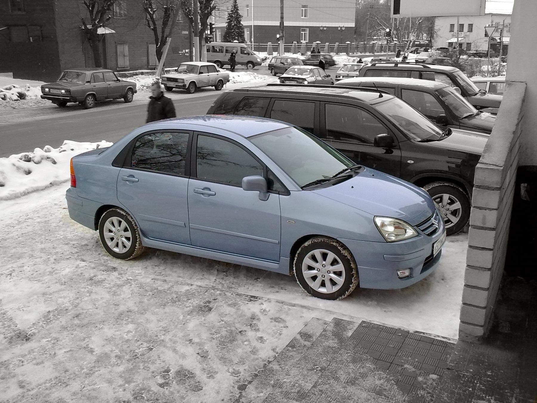 Suzuki Liana 2007