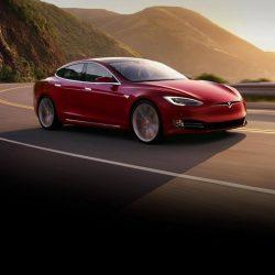Tesla Model S P100D: по земле быстрее, чем в падении