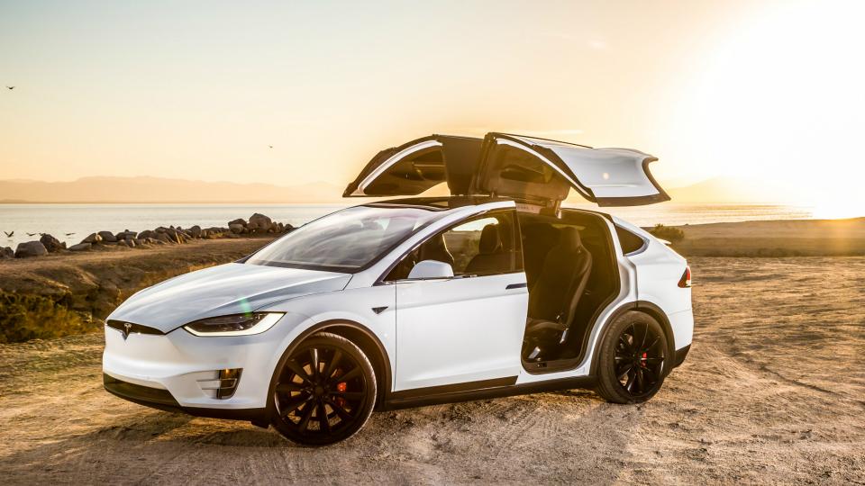 Tesla fastest 1