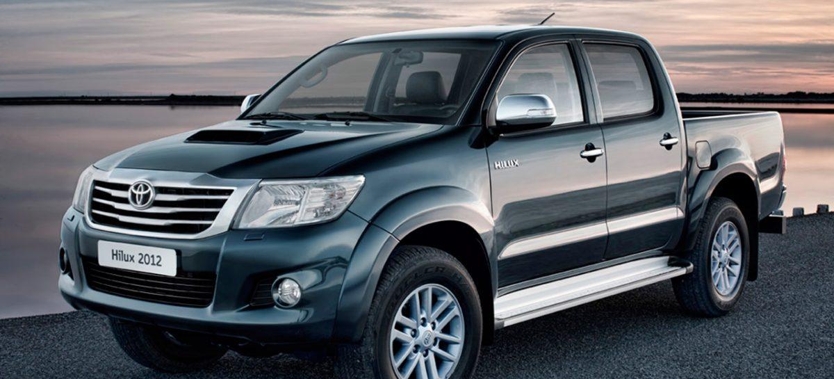 Toyota отзывает в России более 300 автомобилей