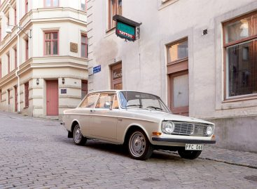 Volvo 144 – 50-летний юбилей