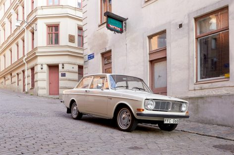 Volvo 144 — 50-летний юбилей