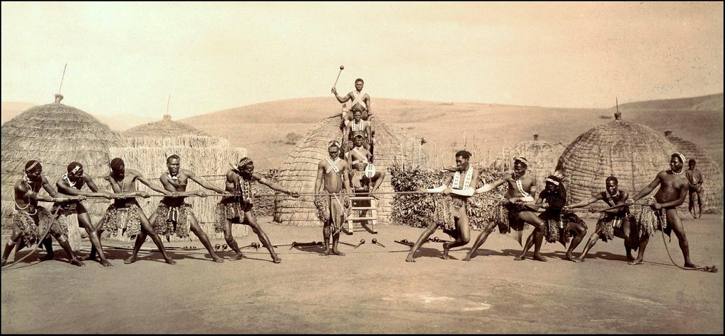 Zulu Land - Old Africa in 1903 (6)