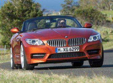 Завершилось производство BMW Z4