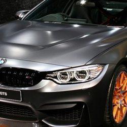 BMW М4 GTS: у BMW появился свой Porsche 911 R
