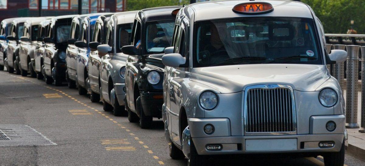 Униформа для такси