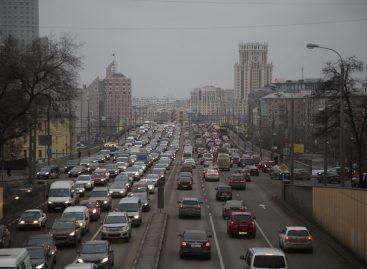Автопарк московской агломерации