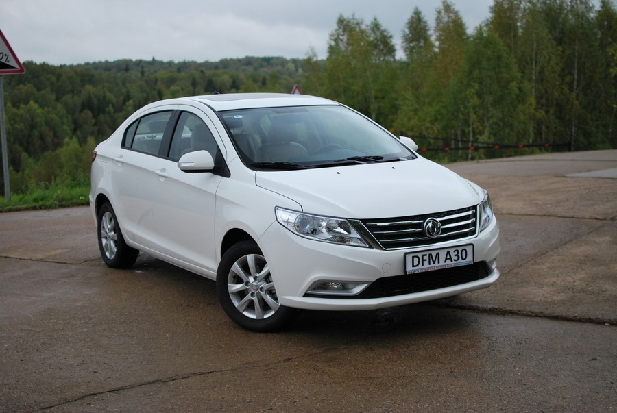 Dongfeng DFM A30