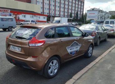 Инспекция удалась: журналисты «России 24» разбили подвеску авто в Омске
