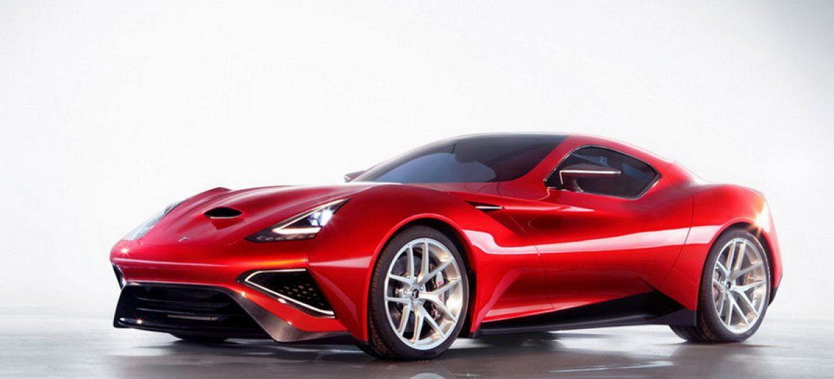 Новый претендент на звание самого дорогого авто в мире