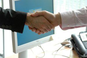 бизнес договор