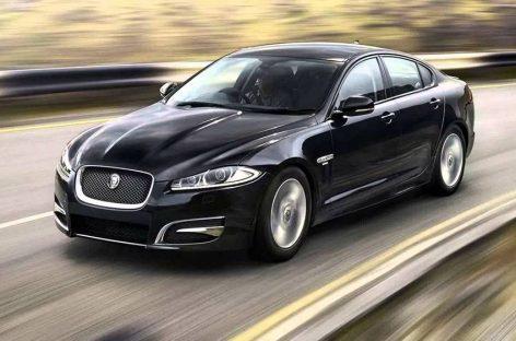Jaguar отзывает в России люксовые седаны