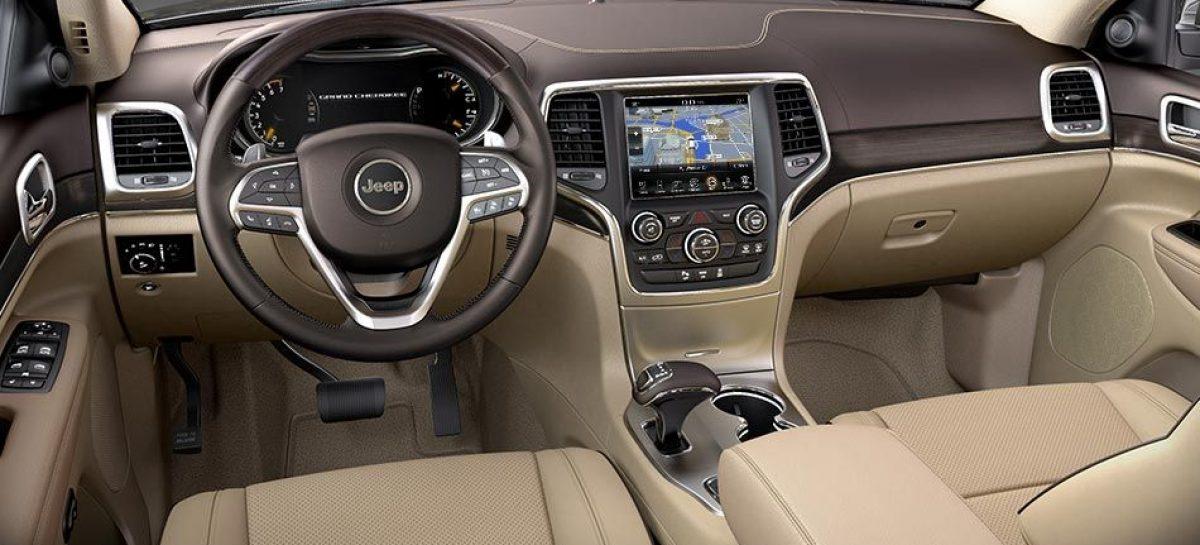 Jeep отзывает в России более 10 тысяч Grand Cherokee