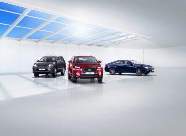 Специальное предложение от Lexus
