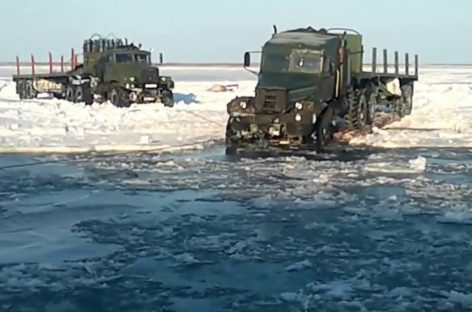 Болотные Монстры: Якутия. Бездорожье Севера