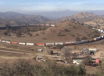 Самые длинные поезда в мире