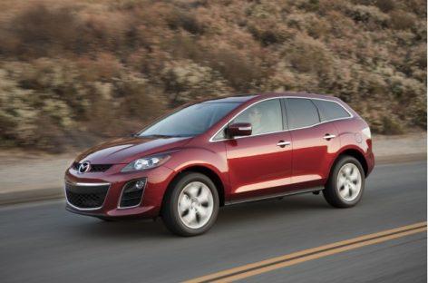 Mazda отзывает 190 тыс. автомобилей из-за проблем с рулевым управлением