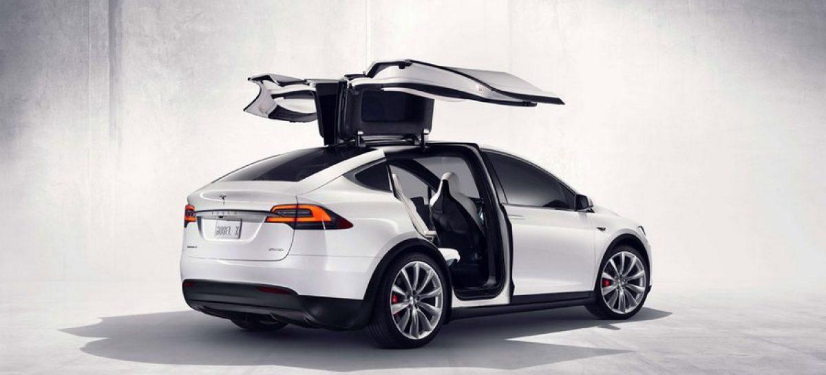 Tesla сняла с продаж Model X 60D