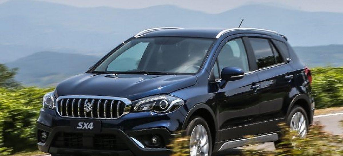 Suzuki SX4 поступит в продажу с 1 октября