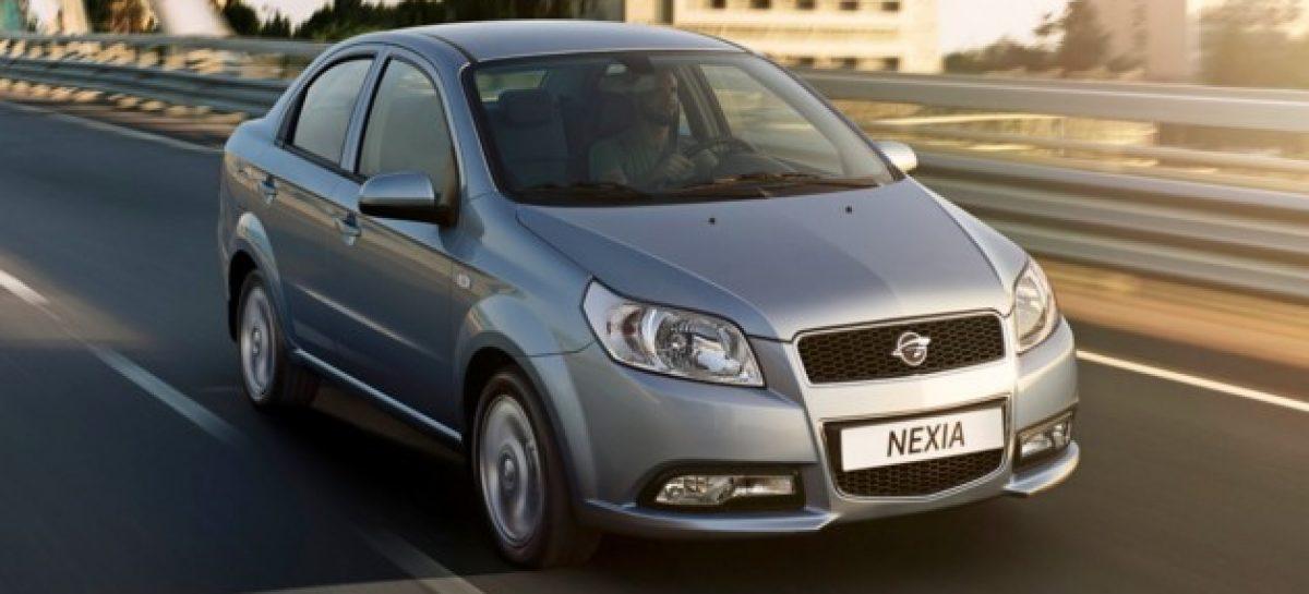 Новая Nexia: еще не продается, но уже подорожала