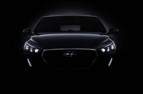 Hyundai показала новый i30