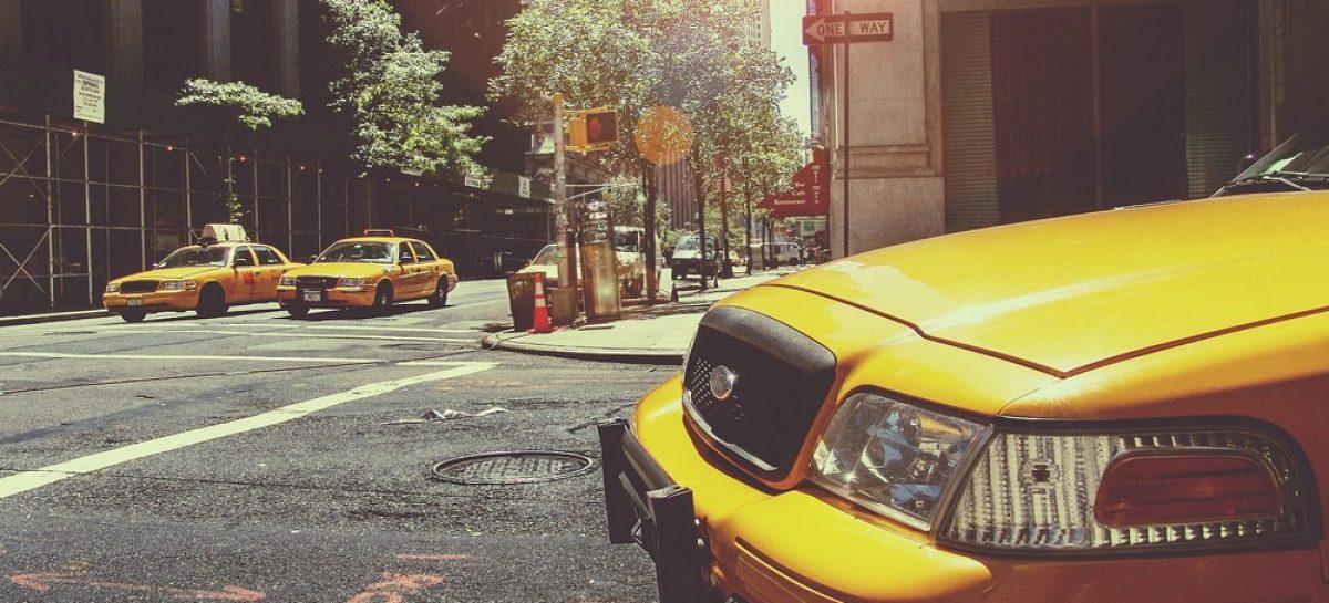 Самая дальняя поездка на такси
