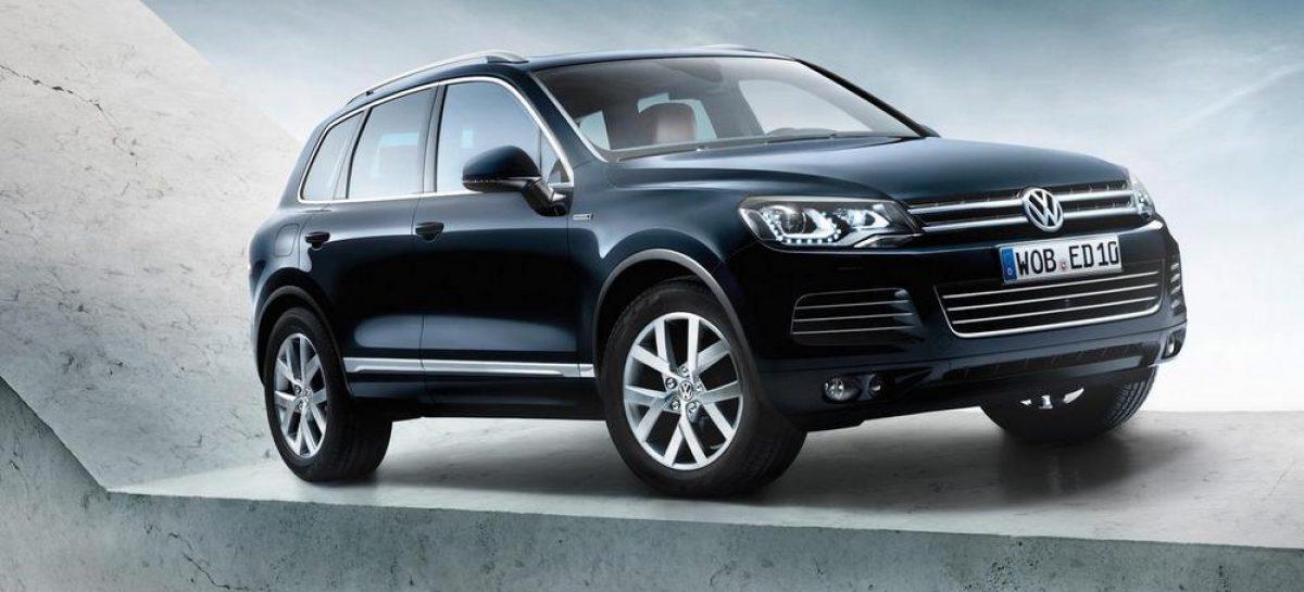 Что известно о новом Volkswagen Touareg?