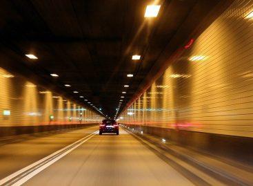 В Москве открылся первый двухэтажный тоннель
