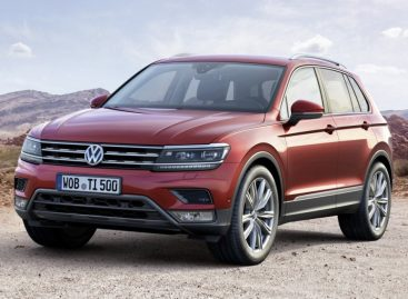 В России будут продавать два поколения Volkswagen Tiguan