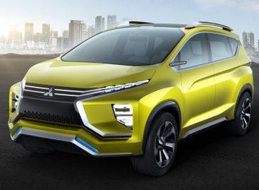 Знакомьтесь, Mitsubishi XM Concept