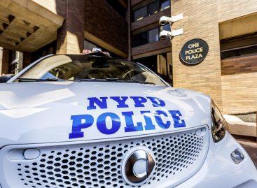 Полиция Нью-Йорка пересядет на smart