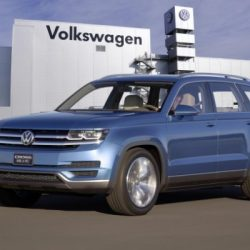 Volkswagen наградил победителей конкурса «Лучший дилер - 2016»